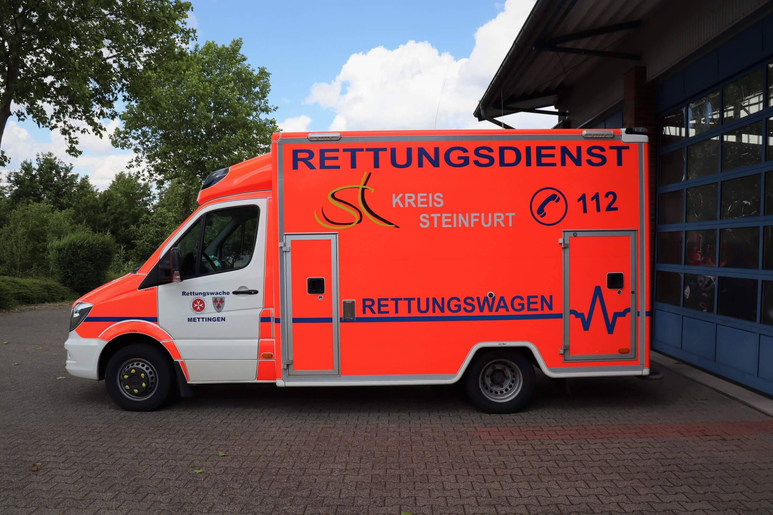 RTW Rechts